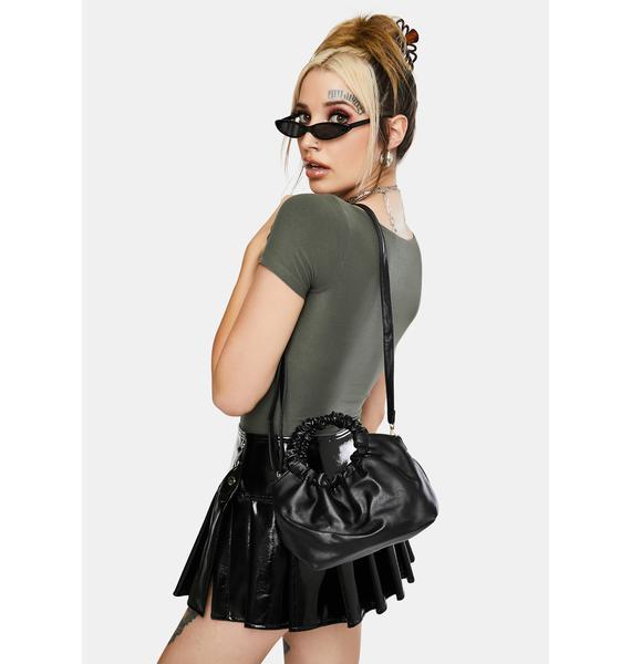 Bad Baby Buttercup Shoulder Crossbody Bag