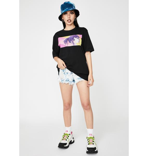 Becky Loves You Redhead 3 Graphic Tee