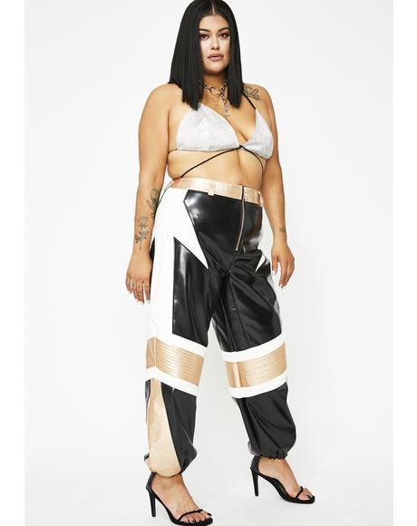Glam Mamacita Moto Pants