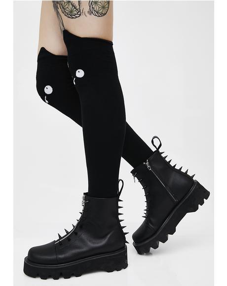 Nyx Long Socks
