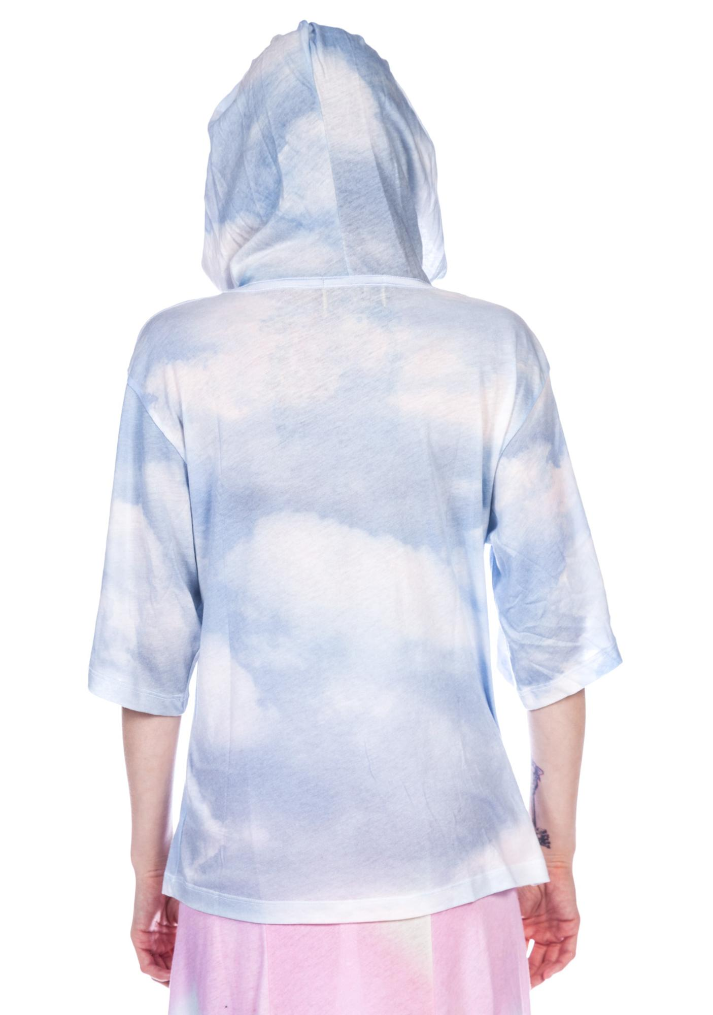 Wildfox Couture Romantic Dream Lily Hoodie