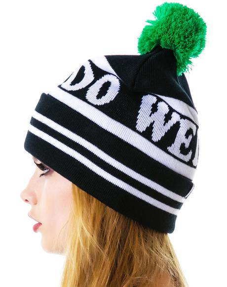 Weirdo Bobble Hat