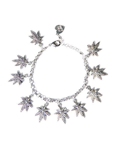 Ganja Charm Bracelet