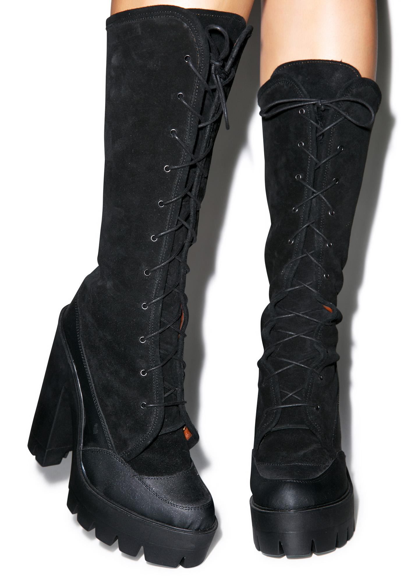 Stiù Eclisse Lace Up Boot