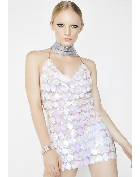 Magic Dust Iridescent Dress
