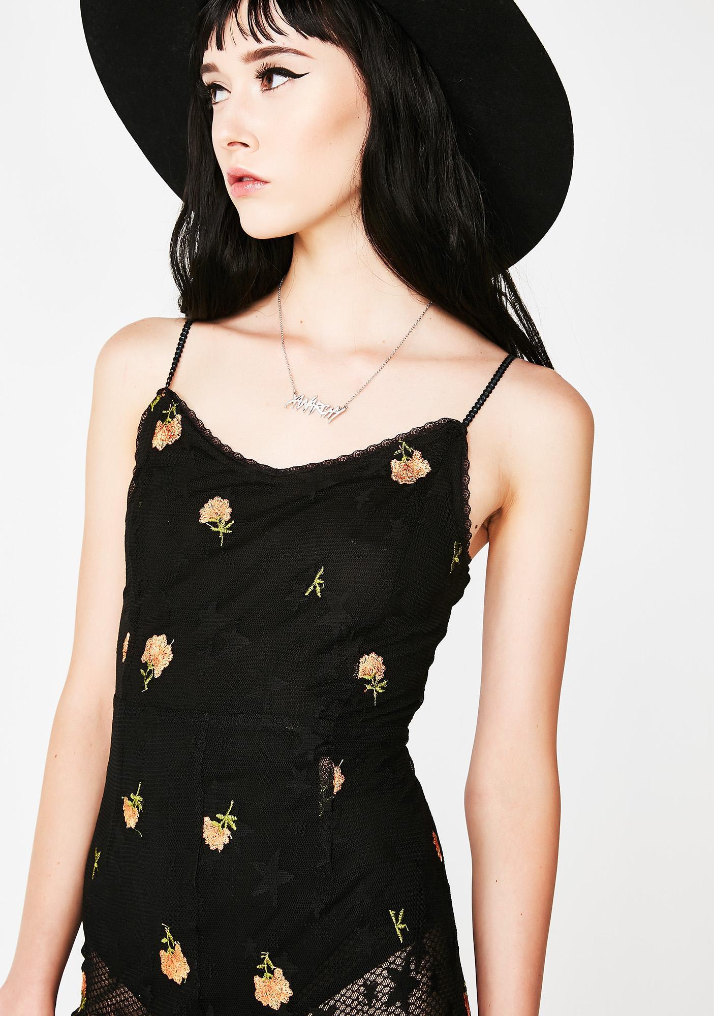 Starry Nightz Leotard Dress