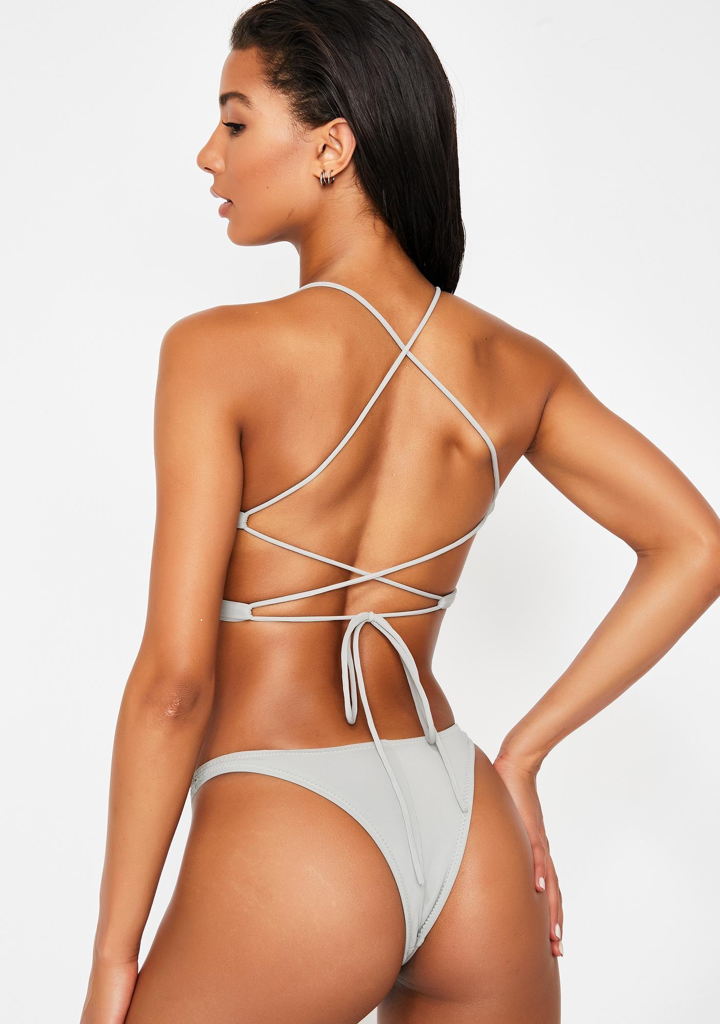 Sage Pleasure Splash Bikini Set