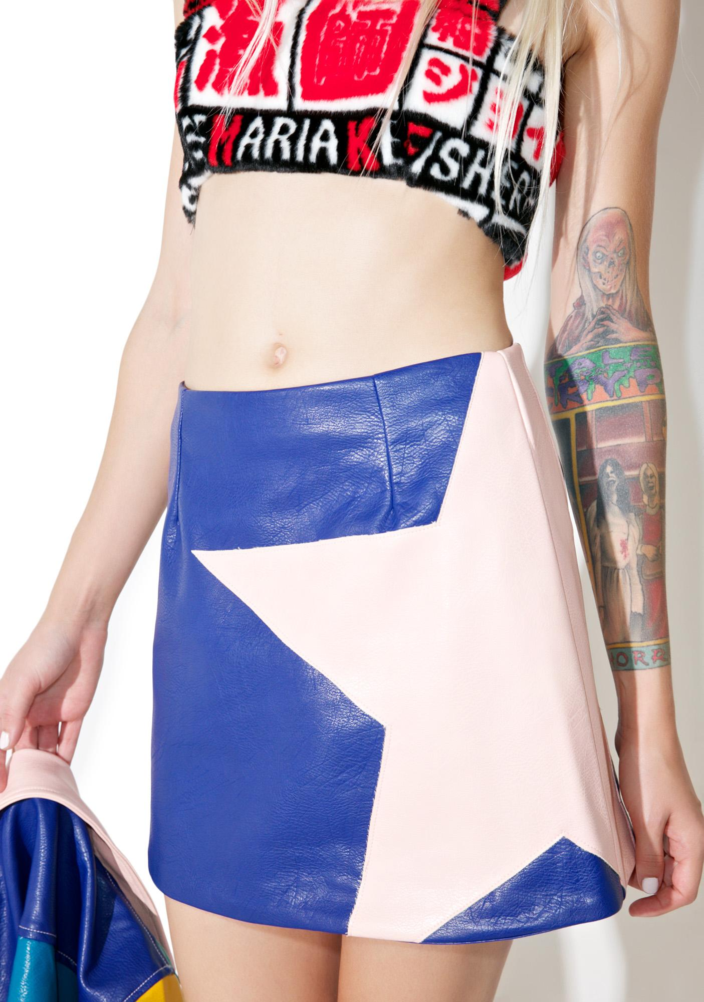 Big Deal Mini Skirt