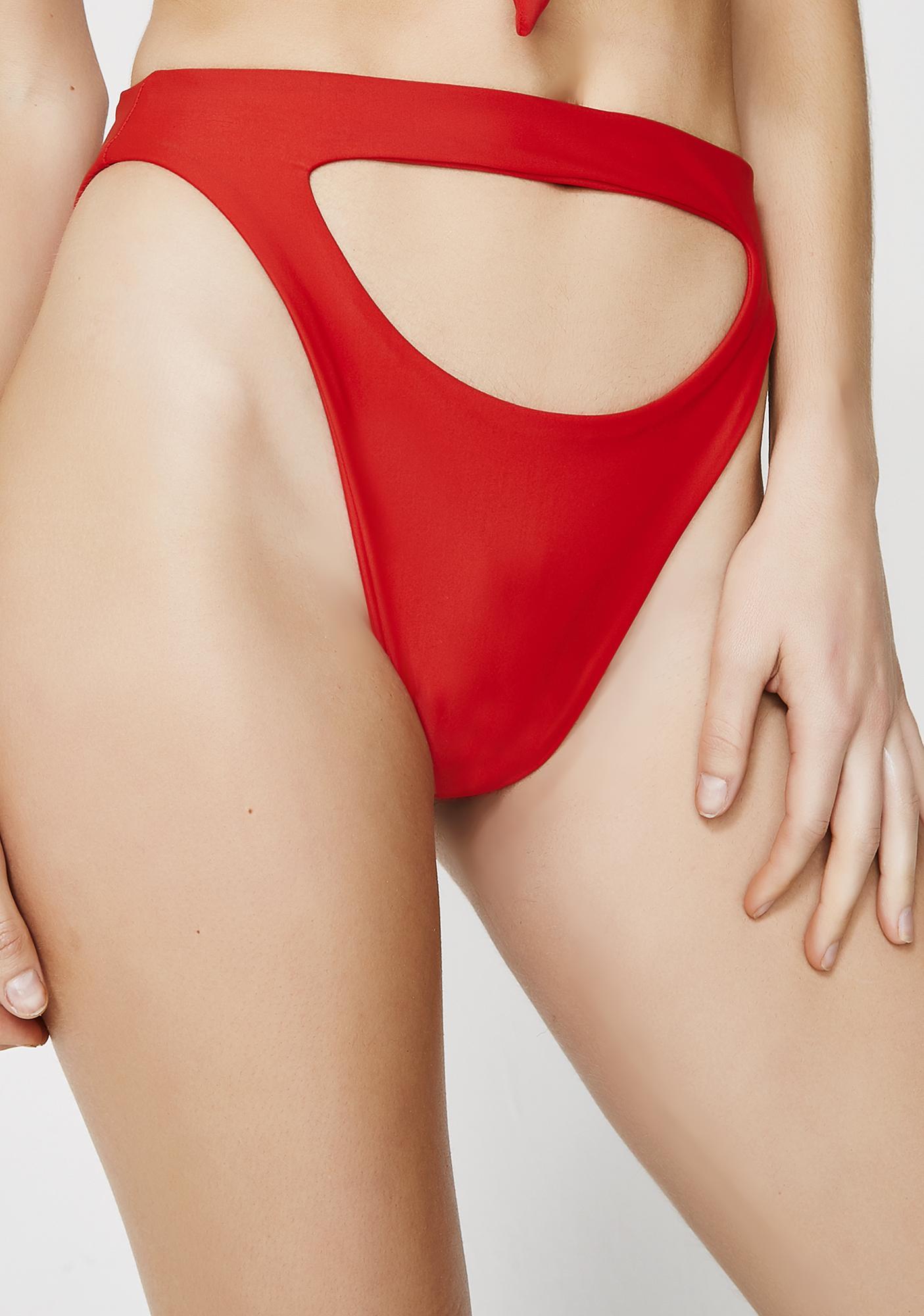Lee + Lani Offshore Bikini Bottoms
