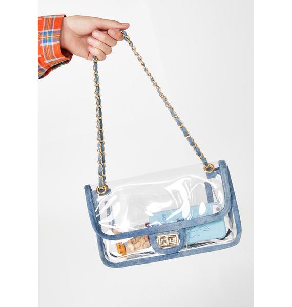 Clearly Boujee Handbag