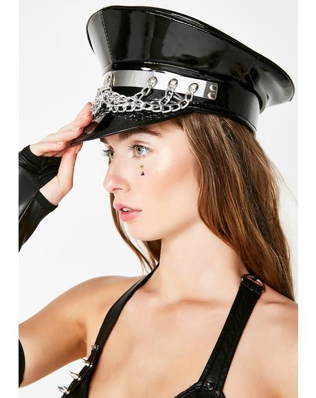 City Of Sin Captain Hat