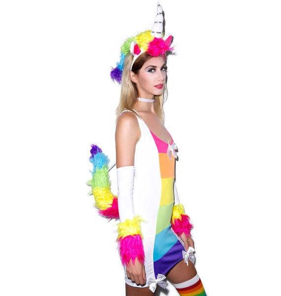 Rainbow Brite Magical Unicorn