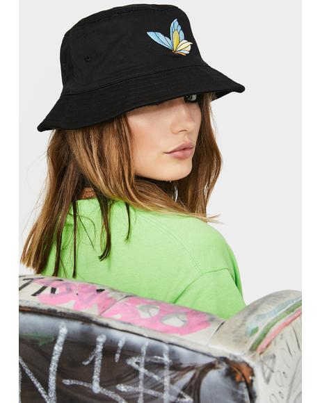 Above The Clouds Bucket Hat