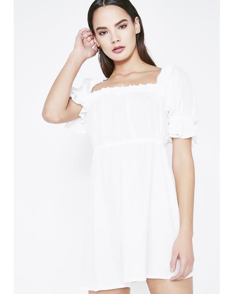Joan Peasant Dress