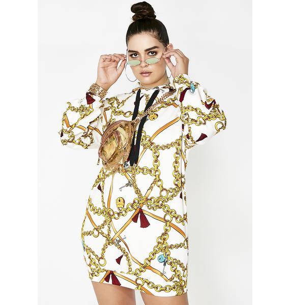 Rich Bish Chain Dress