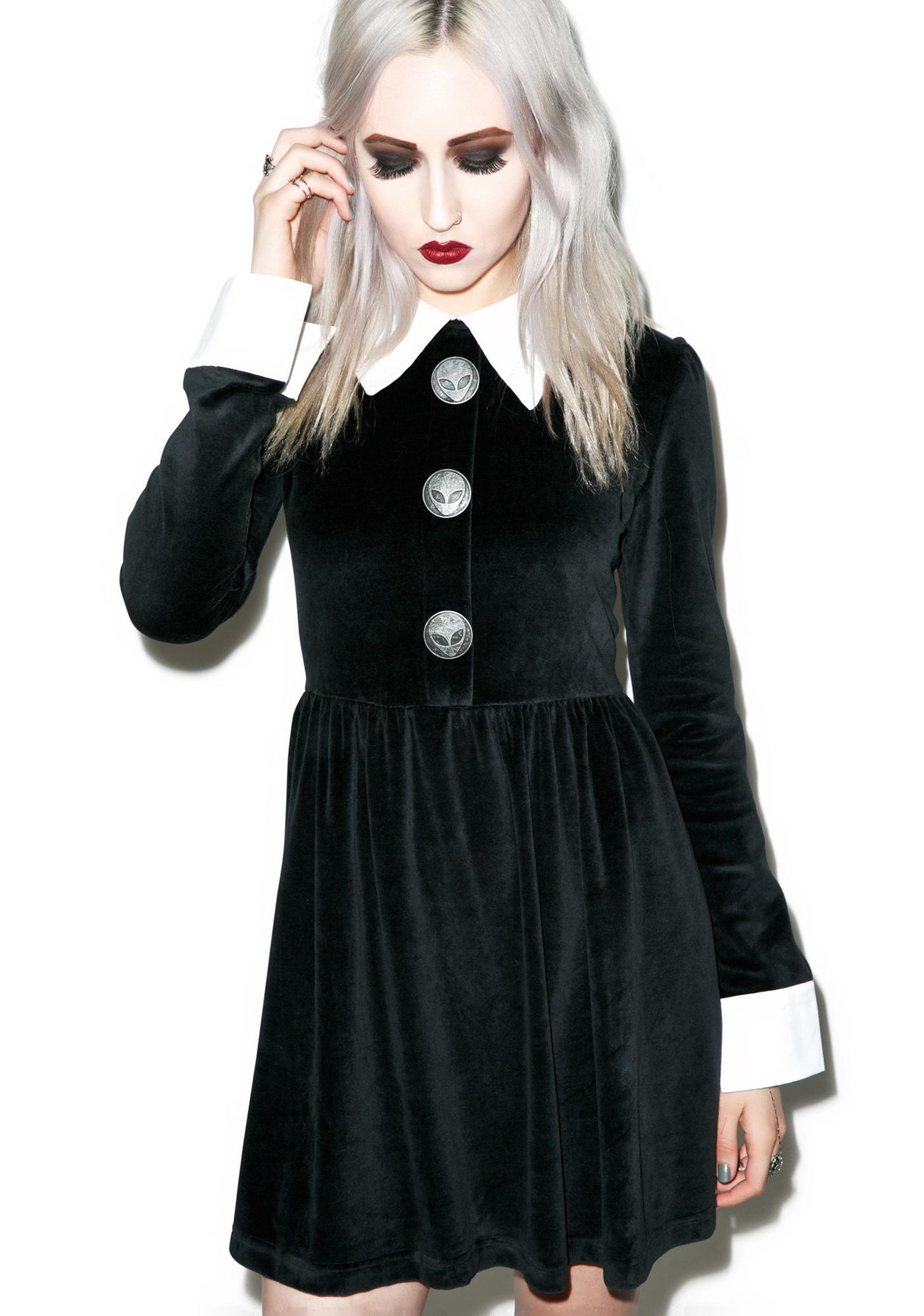 Disturbia Rosemary Valour Dress