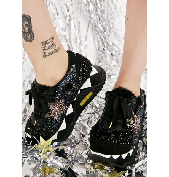 Irregular Choice Superstar Sneakers