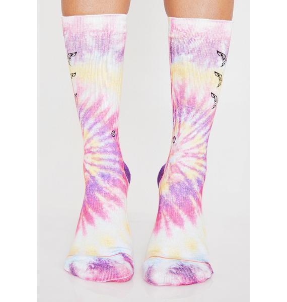 Stance So Fly Tie Dye Socks