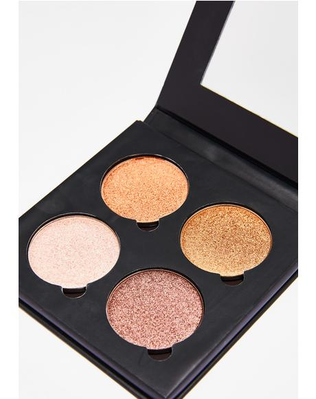 The Hussle Eyeshadow Palette