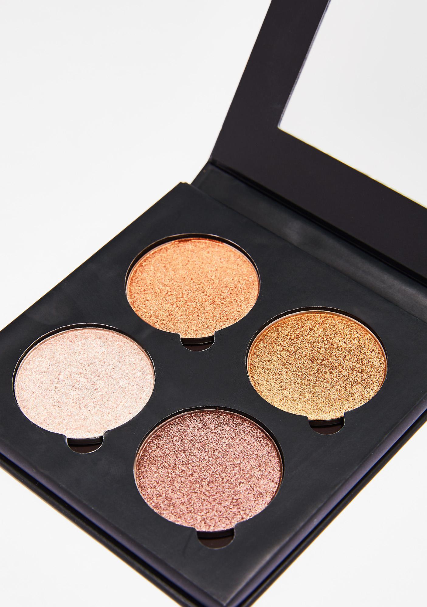 SUVA Beauty The Hussle Eyeshadow Palette