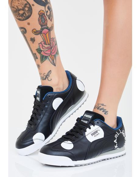 X Karl Lagerfeld Roma Amor Sneakers