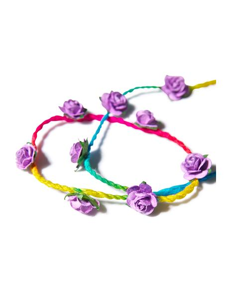 Bella Floral Headband