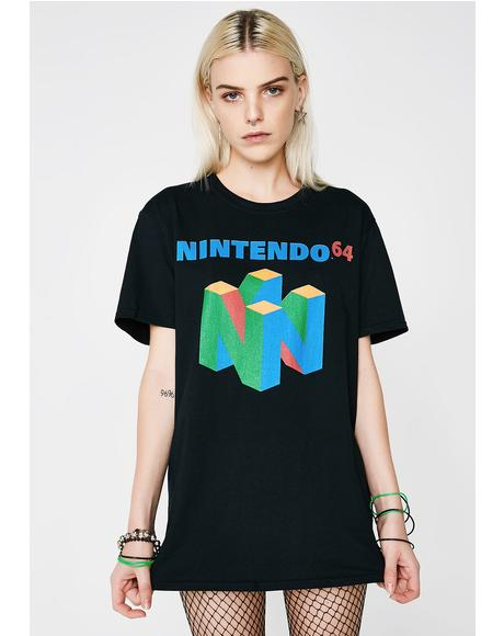Game On Graphic Tee