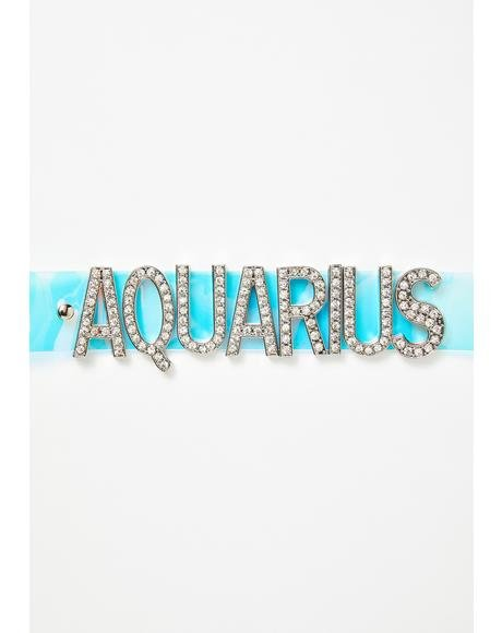 Mz. Aquarius Bling Choker