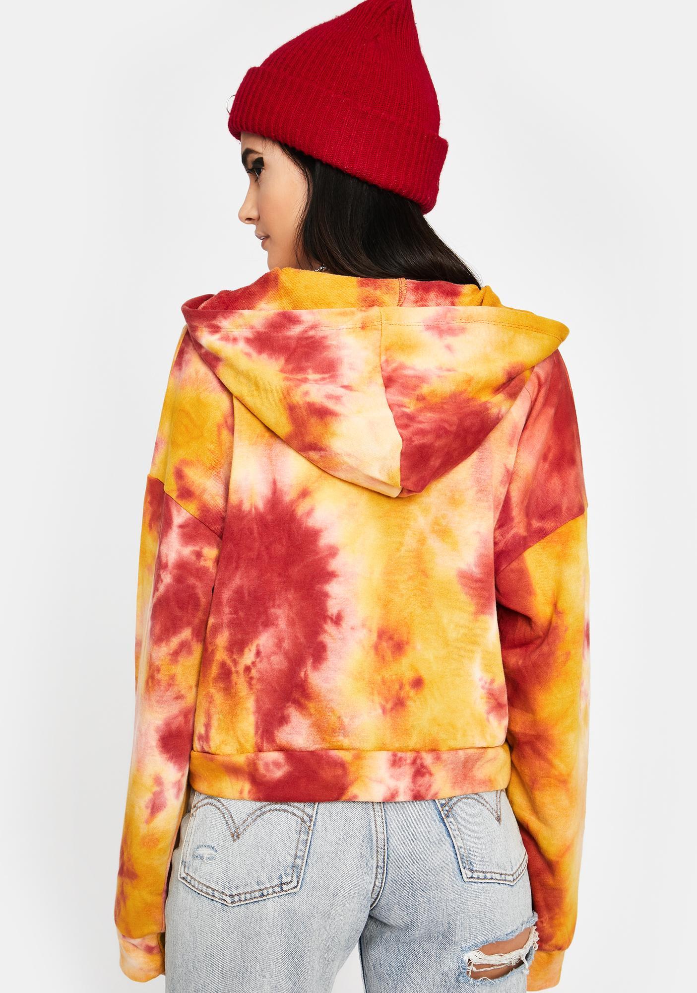 Spicy High Points Tie Dye Hoodie
