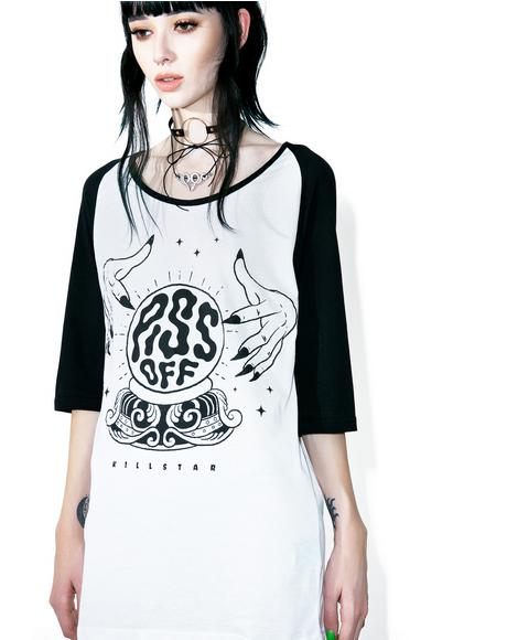Fortune Raglan Top