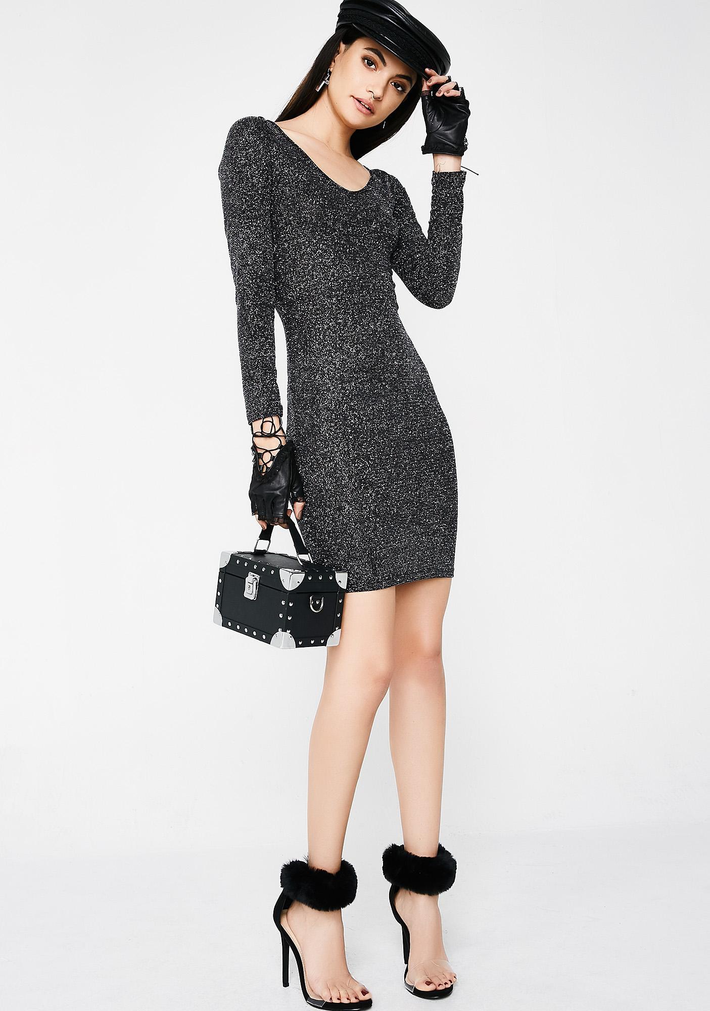 Glam Life Bodycon Dress
