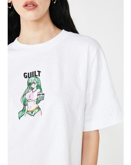 Guilt Anime Girl Tee