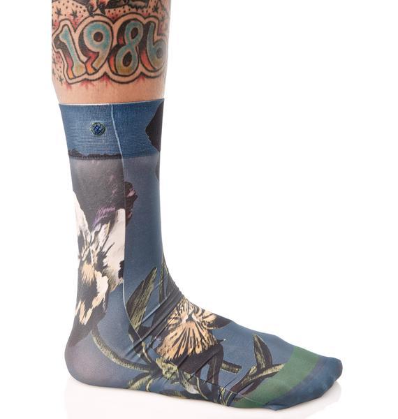 Stance Iris Everyday Opaque Sock