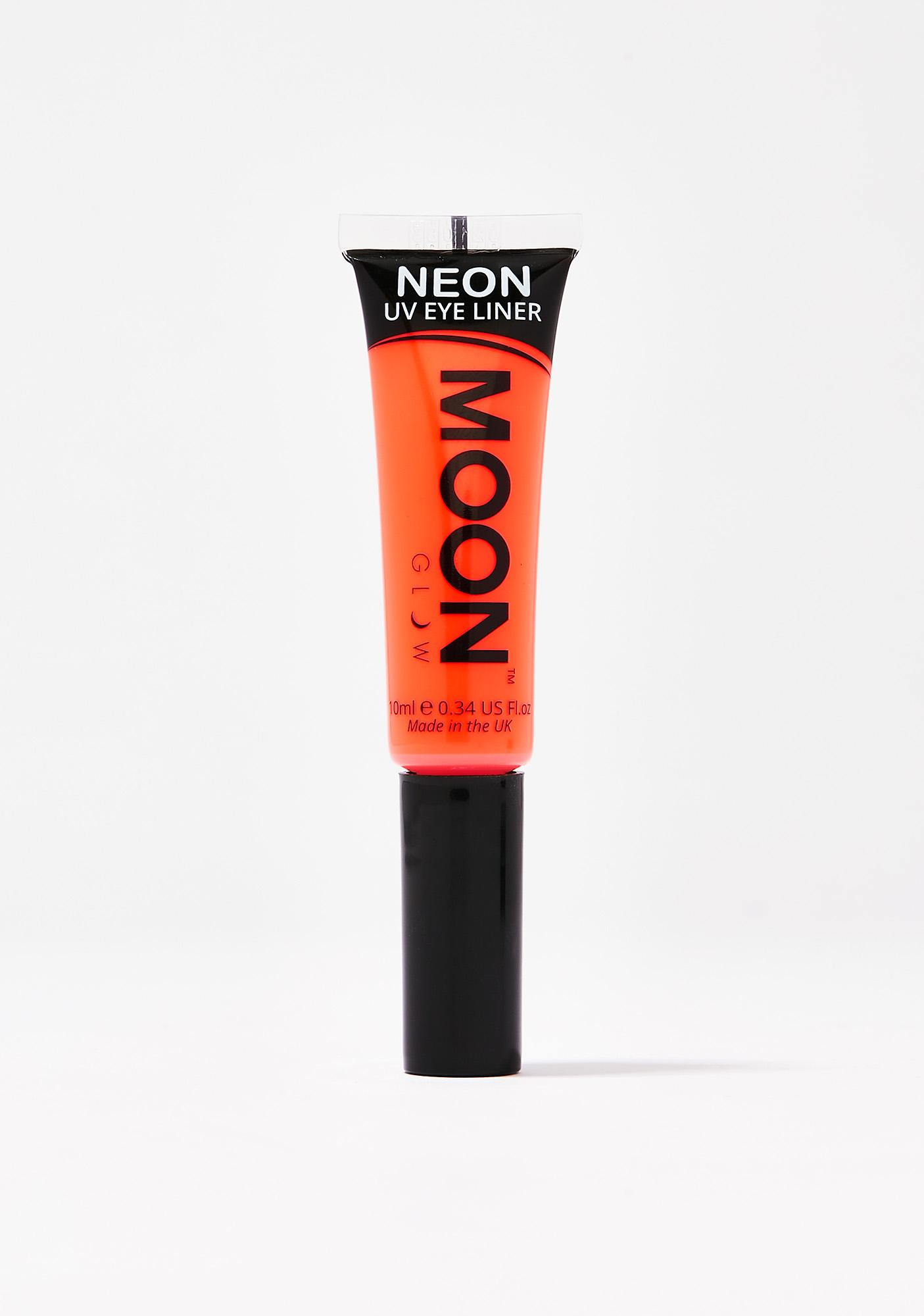 Moon Creations Neon Intense Red UV Eyeliner