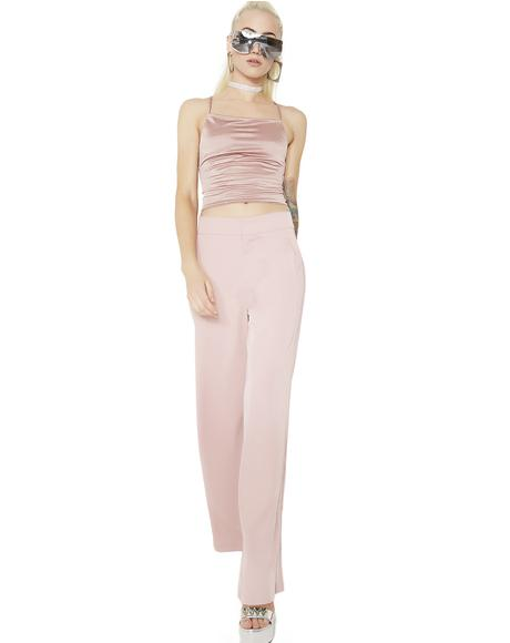 Boss Lady Wide Leg Pants