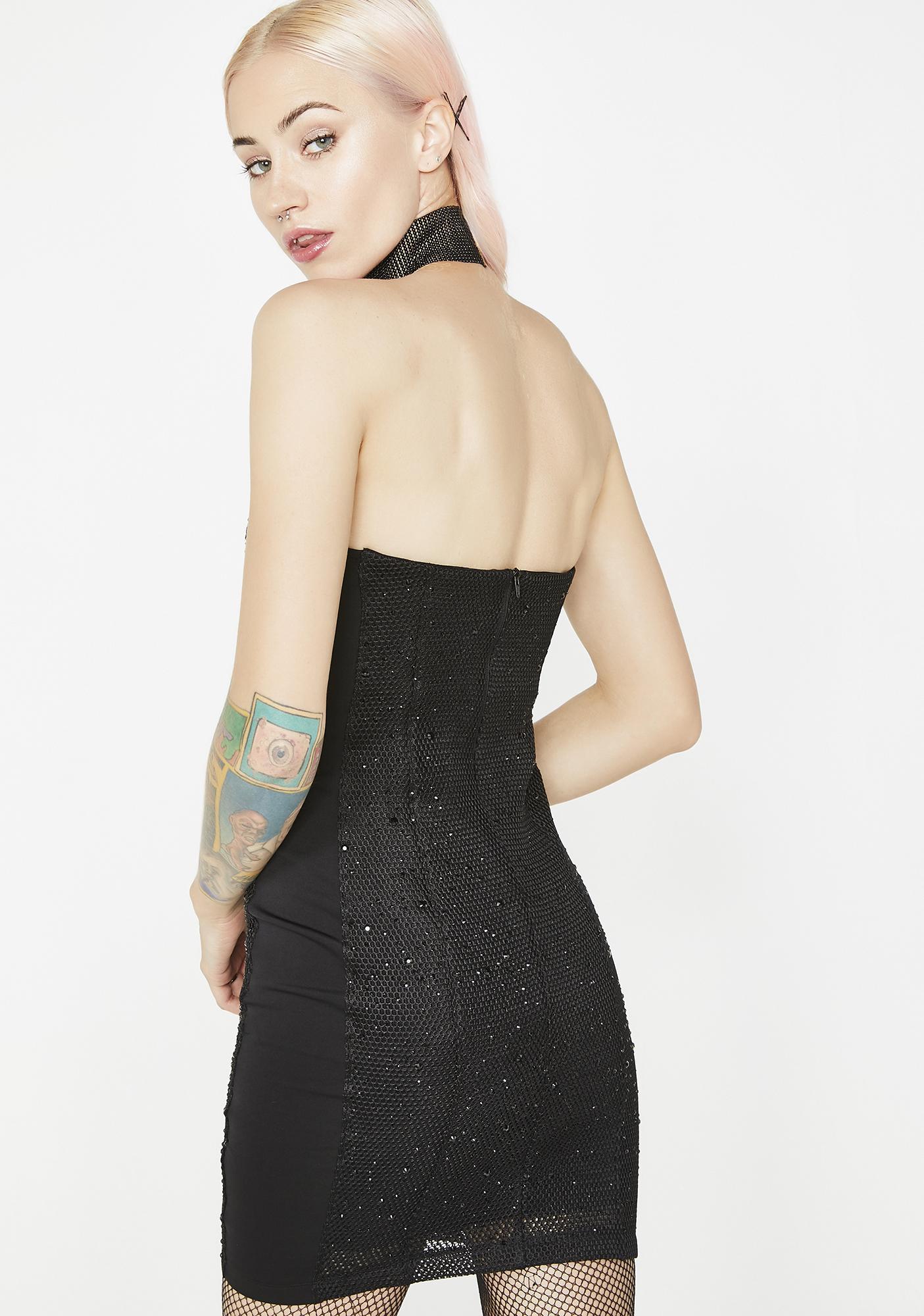 Kiki Riki Charming Chick Mini Dress