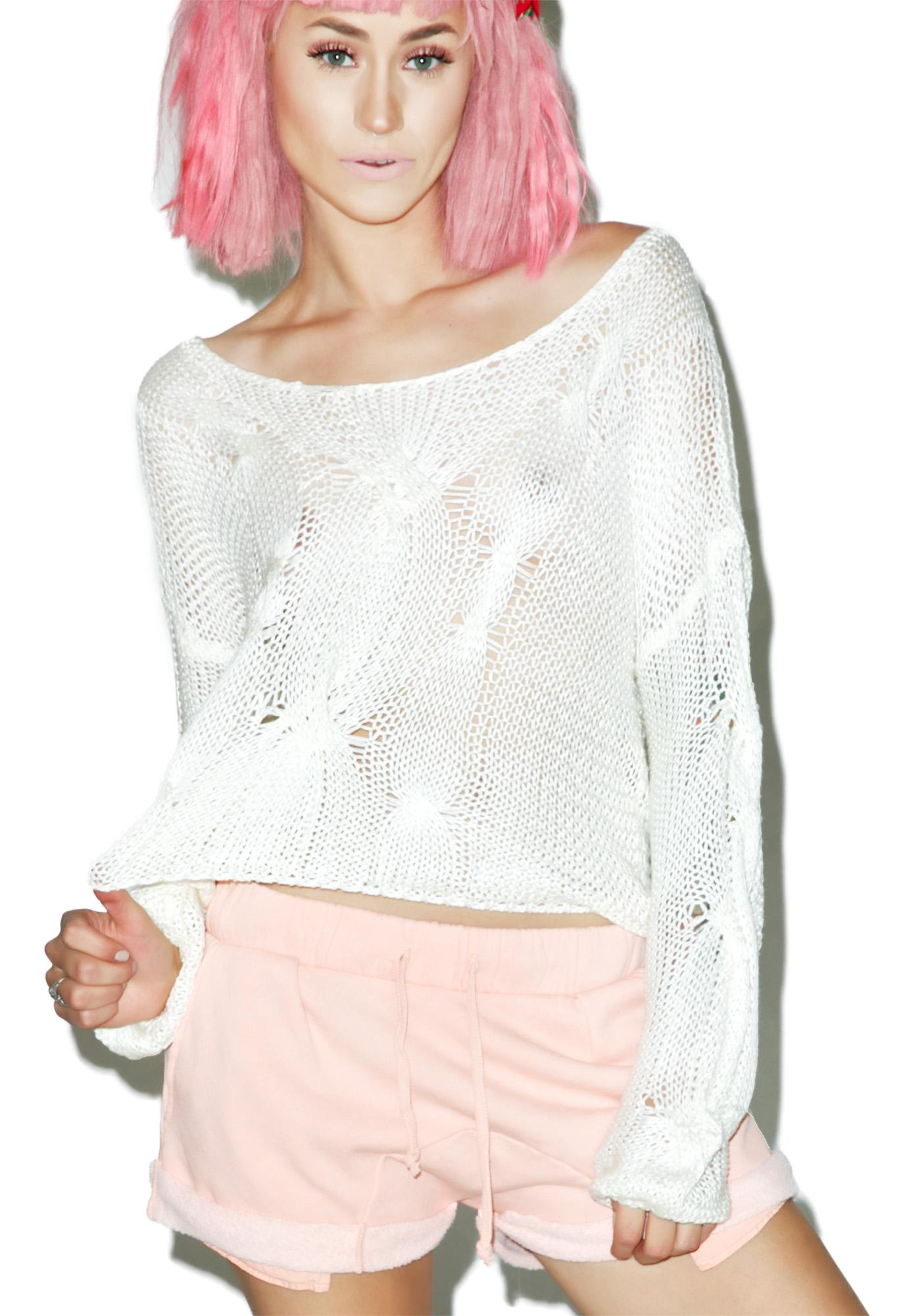 Wildfox Couture Cotton Candy Quentin Shorts