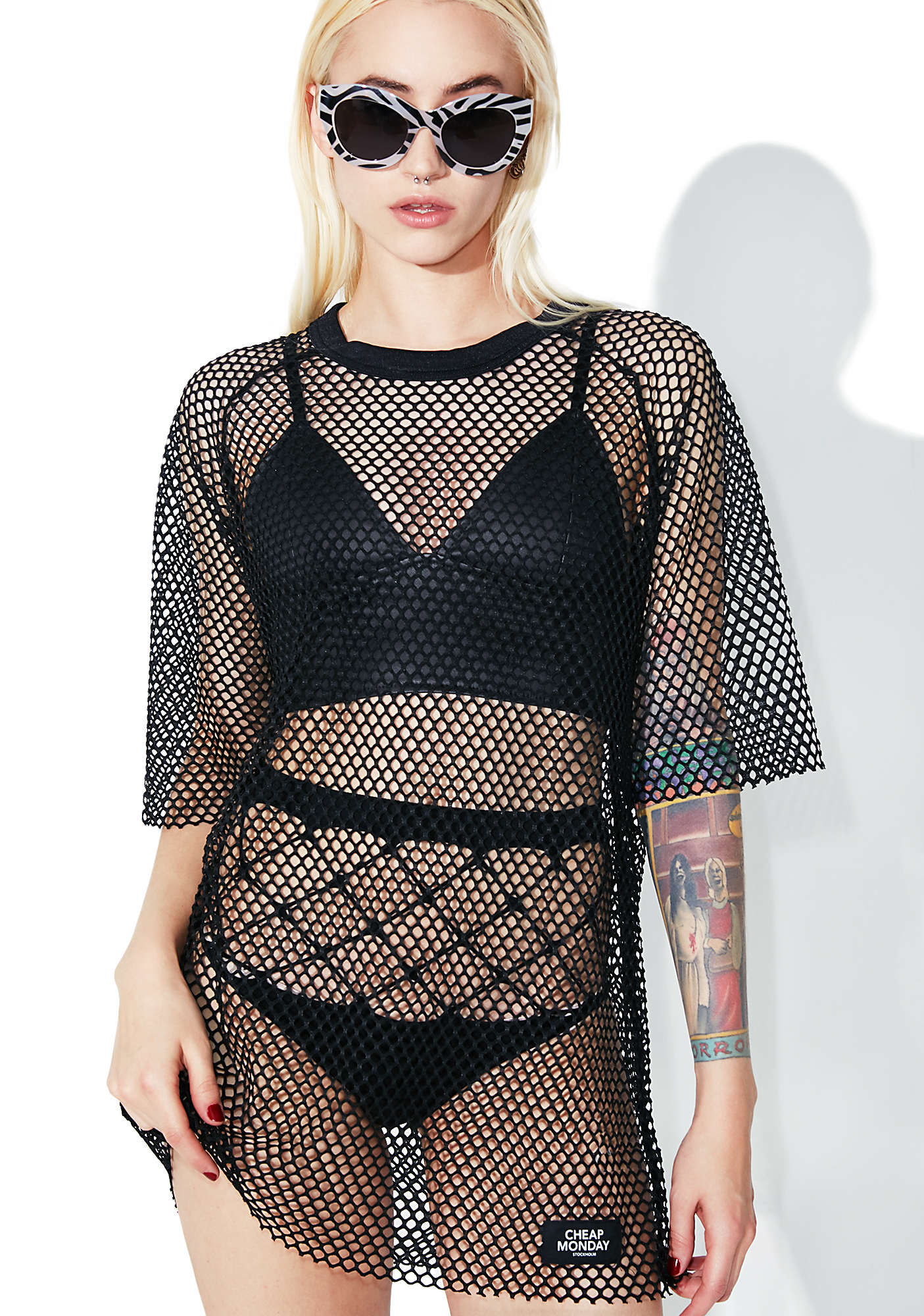 Cheap Monday Trapped Tee