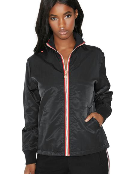Missy Zip Up Jacket