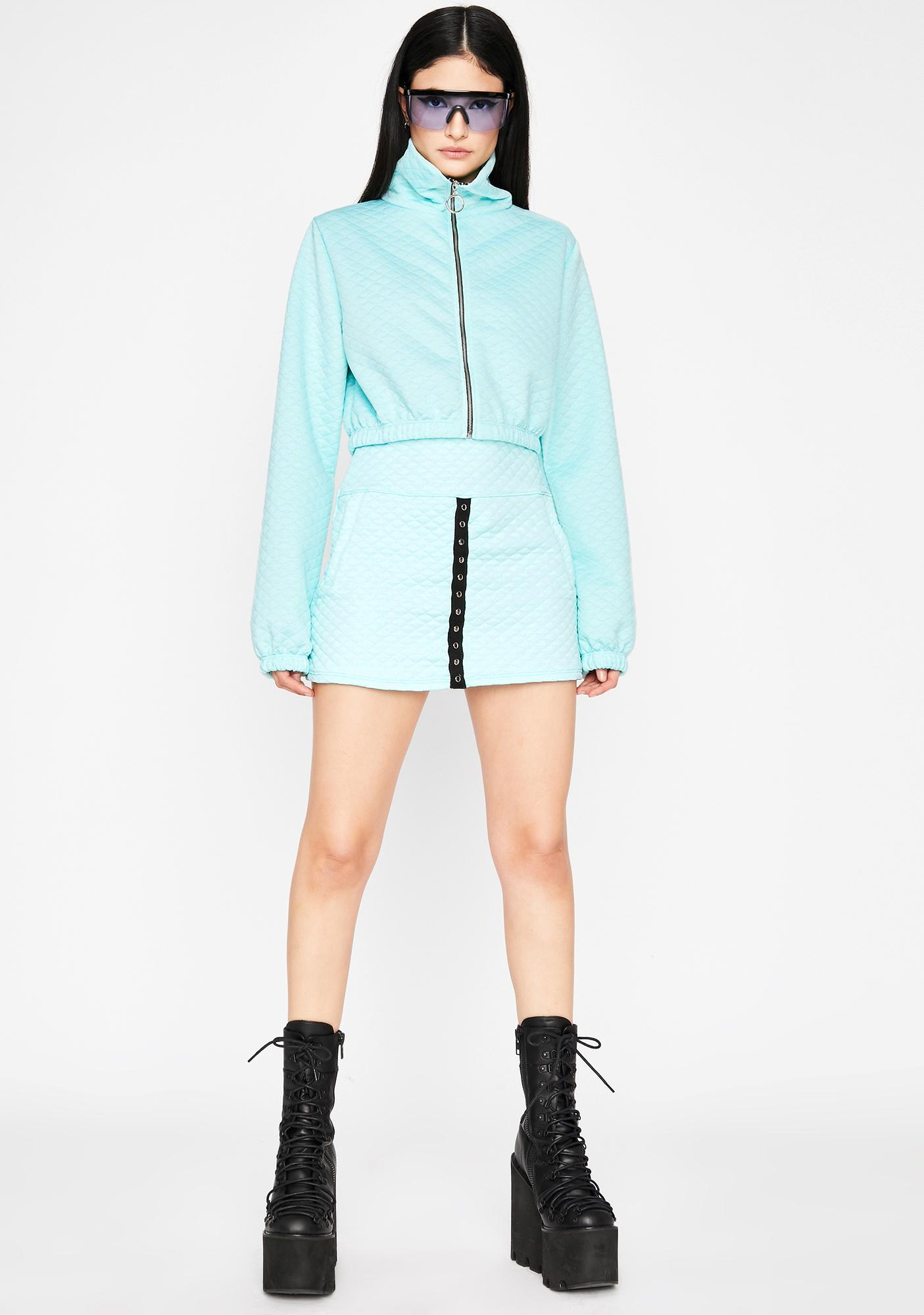 Chill Luxe Destiny Quilted Jacket