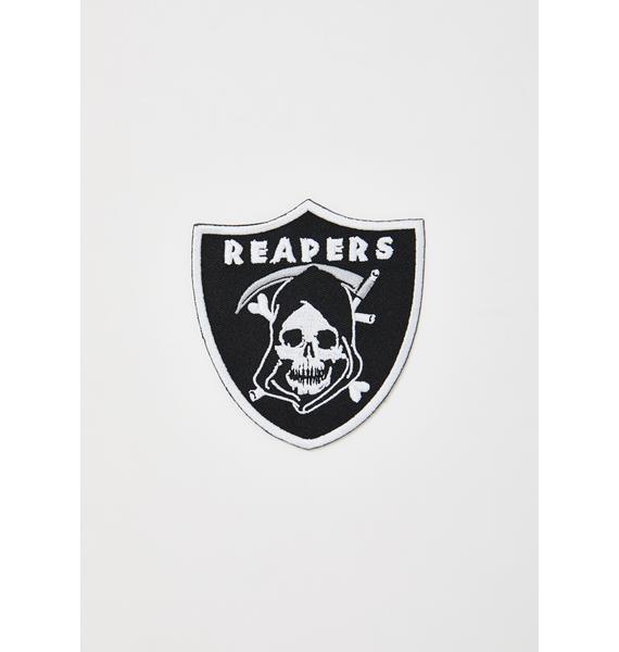 Kreepsville 666 Reapers Badge Patch