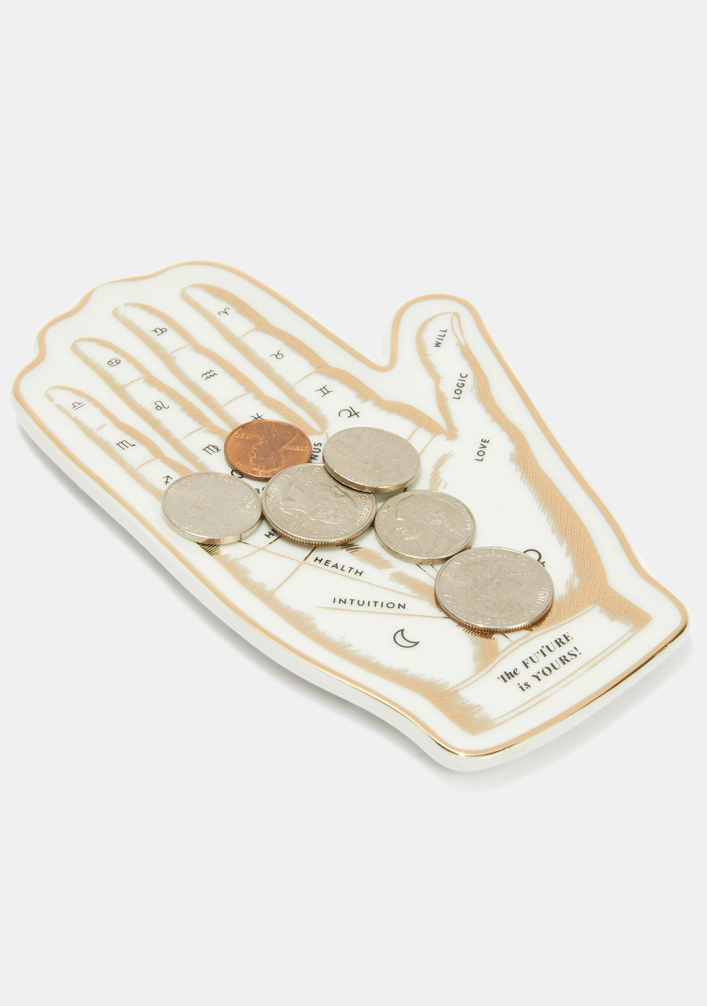 Be My Life Line Hand Tray