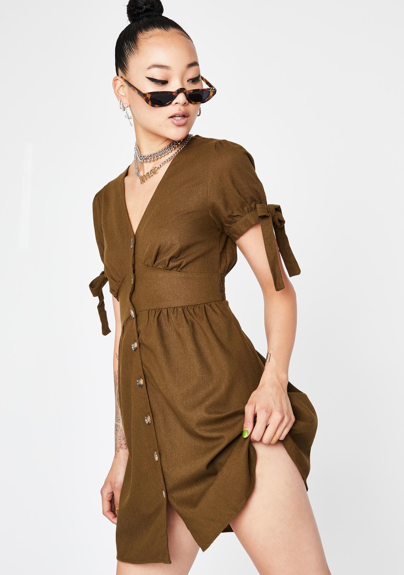 Forever Classy Mini Dress