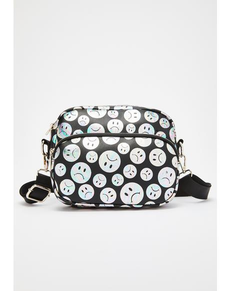 Sad Girls Club Crossbody Bag