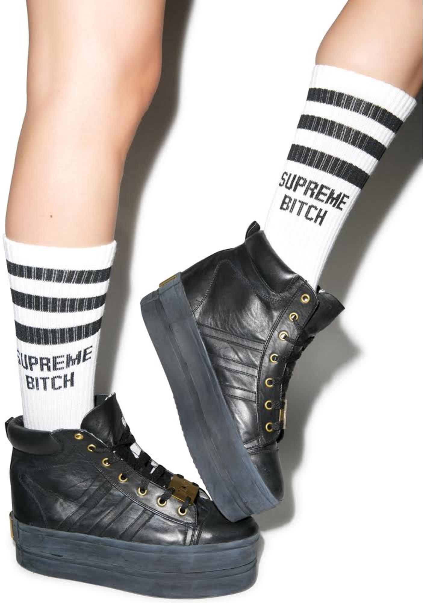 This Is A Love Song Cartel High Tops