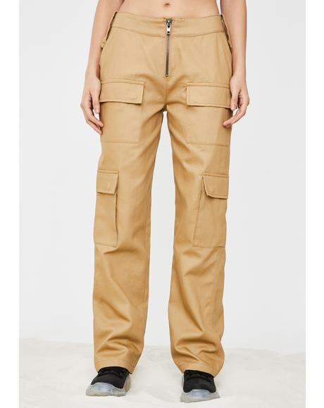Meetings On Rodeo Cargo Pants