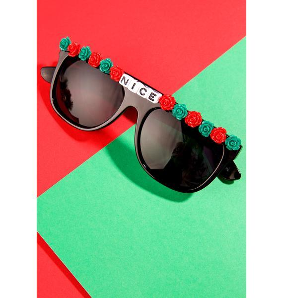 Rad and Refined Nice Sunglasses