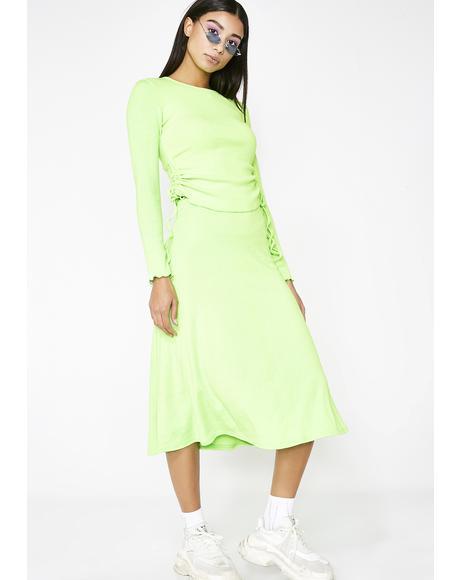 Absinthe Skirt
