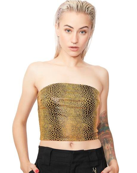 Poison Crop Top