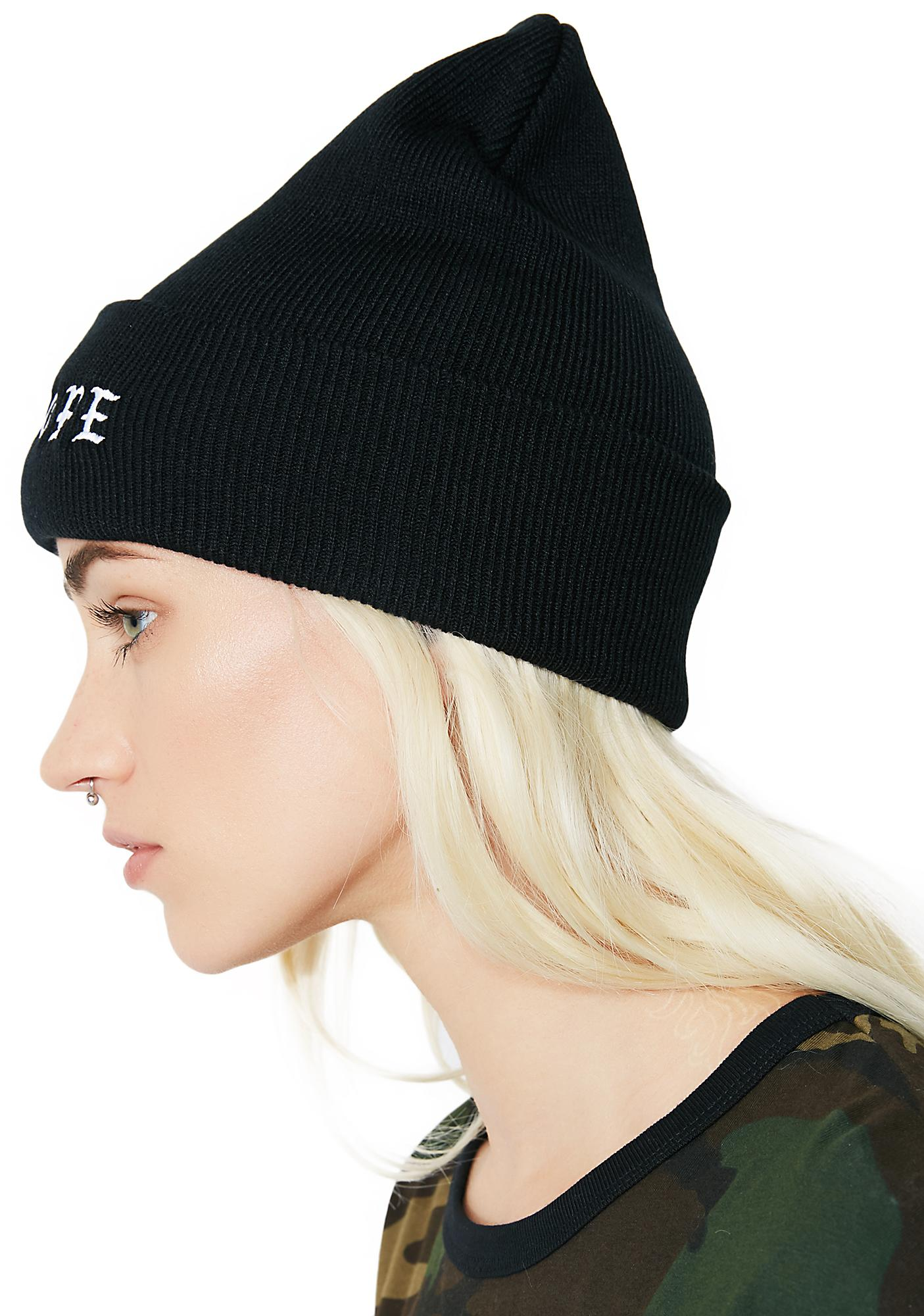 Civil Clothing No Hope Beanie